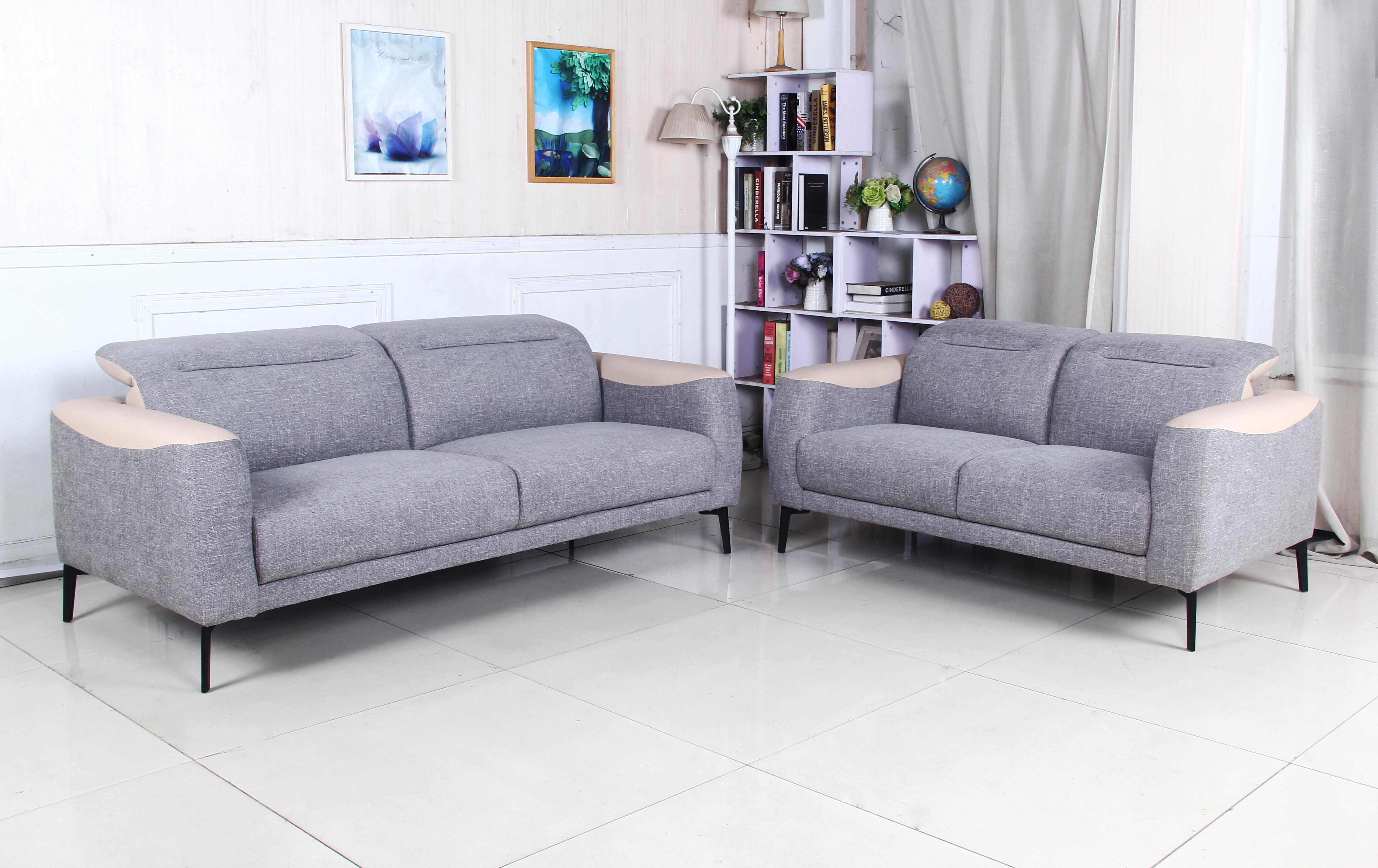ספה דו מושבית קטנה